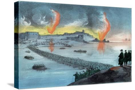 Crimean War, 1853-1856--Stretched Canvas Print