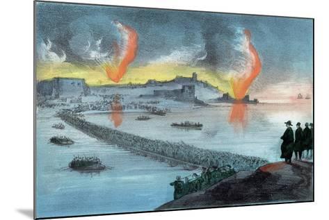 Crimean War, 1853-1856--Mounted Giclee Print