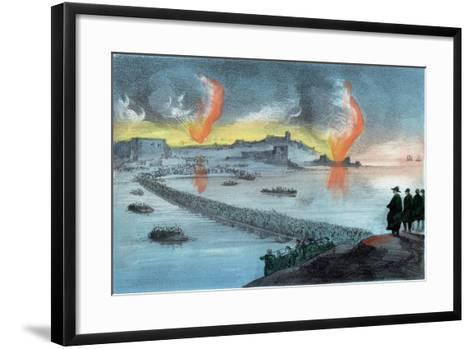Crimean War, 1853-1856--Framed Art Print