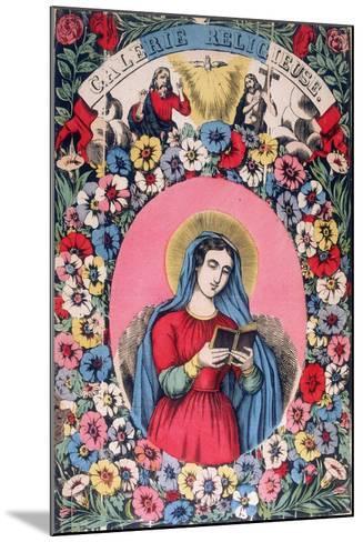 St Bridget, 19th Century--Mounted Giclee Print