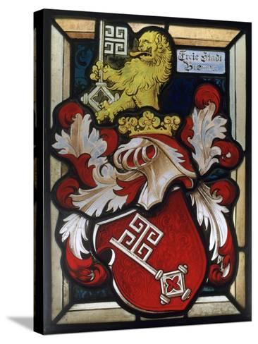 Coat of Arms, 16th Century--Stretched Canvas Print
