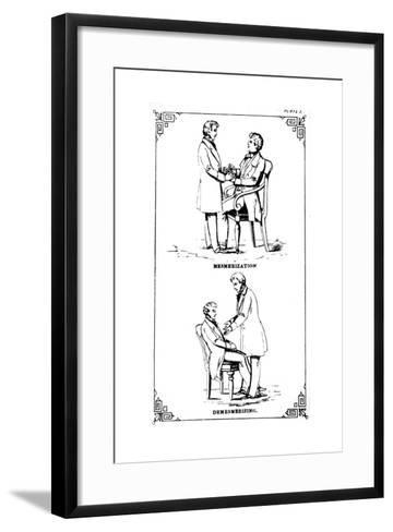 Hypnosis, 1889--Framed Art Print