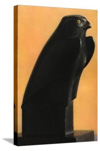 A Horus Falcon, C600 BC--Stretched Canvas Print