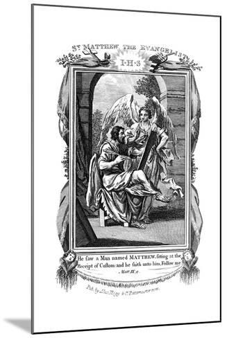 St Matthew the Evangelist, C1808--Mounted Giclee Print