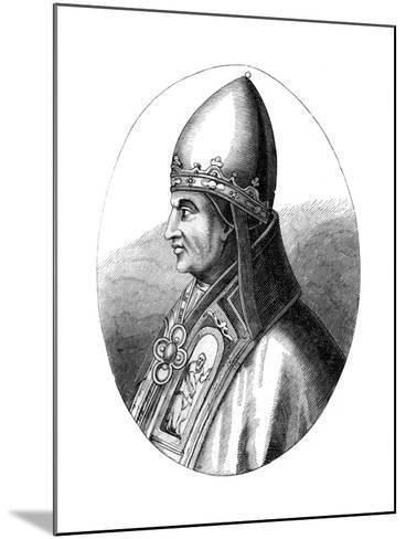 Pope Gregory IX (C1143-124), 1849--Mounted Giclee Print