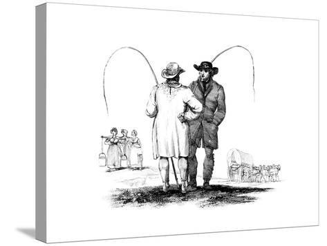 Carters, C Early 19th Century--Stretched Canvas Print