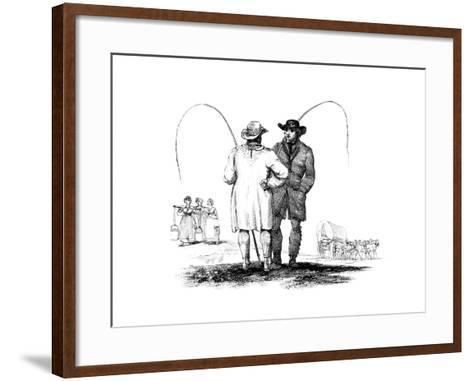 Carters, C Early 19th Century--Framed Art Print