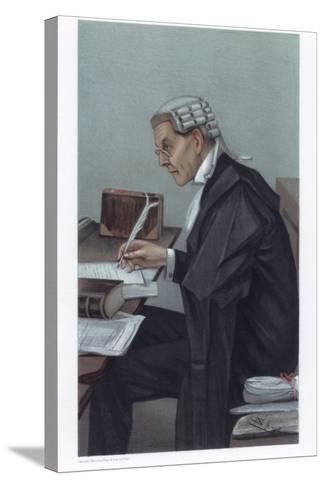 A Radical Lawyer, 1902-Spy-Stretched Canvas Print