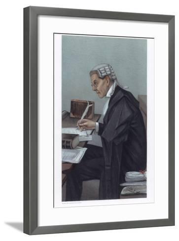 A Radical Lawyer, 1902-Spy-Framed Art Print