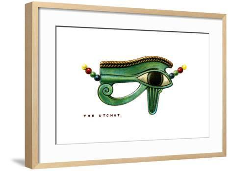 The Utchat, 1923--Framed Art Print