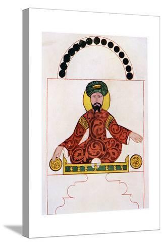 Saladin, C1180--Stretched Canvas Print