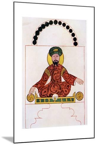 Saladin, C1180--Mounted Giclee Print