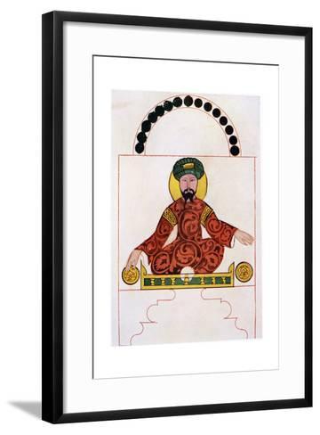 Saladin, C1180--Framed Art Print