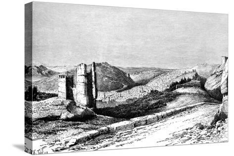 Fez, Morocco, 1895-Taylor-Stretched Canvas Print