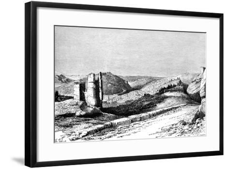 Fez, Morocco, 1895-Taylor-Framed Art Print