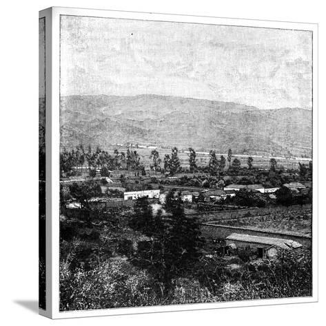 Jujuy, Argentina, 1895--Stretched Canvas Print