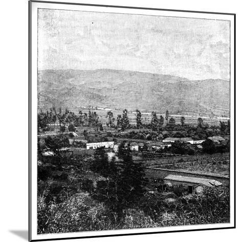 Jujuy, Argentina, 1895--Mounted Giclee Print