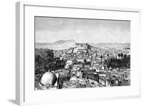 Laghouat, Algeria, 1895--Framed Art Print