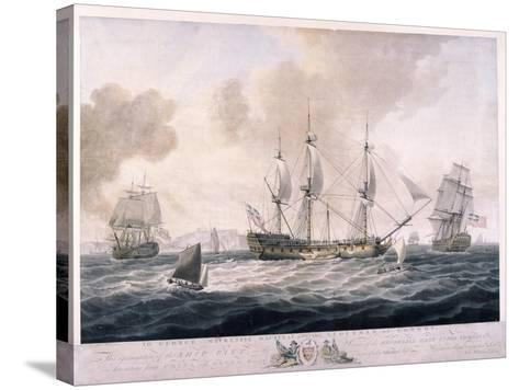 The Pitt, 1787--Stretched Canvas Print
