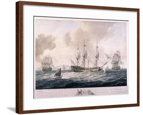 The Pitt, 1787--Framed Art Print