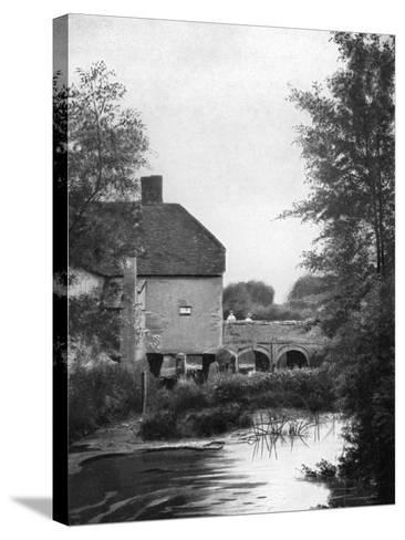 The Millstream, 1911-1912--Stretched Canvas Print