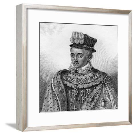 Henry Stuart, Lord Darnley, Second Husband of Mary, Queen of Scots, 1807- Rivers-Framed Art Print