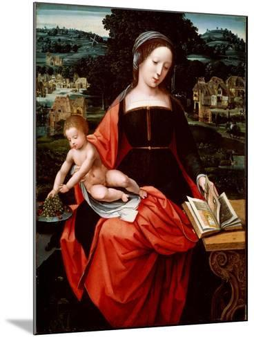 Virgin and Child, 1530s-1540s--Mounted Giclee Print