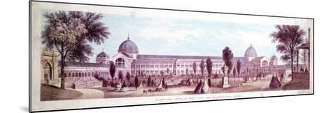 Cromwell Road, Kensington, London, 1862--Mounted Giclee Print