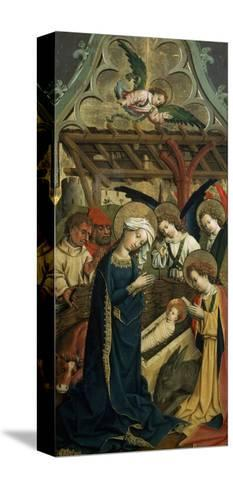 The Nativity of Christ, C1440--Stretched Canvas Print