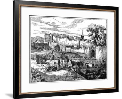 Algiers in 1832--Framed Art Print