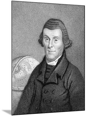 Henry Andrews, English Astronomical Calculator, Author of Moore's Almanack, C1800--Mounted Giclee Print