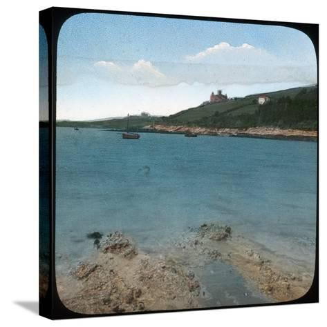 St Mawes Castle, Cornwall, Late 19th or Early 20th Century--Stretched Canvas Print