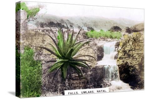 Umlaas Falls, South Africa, C1920S--Stretched Canvas Print