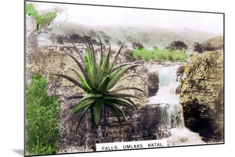 Umlaas Falls, South Africa, C1920S--Mounted Giclee Print