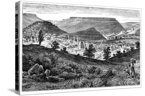 Tirnova, the Old Capital of Bulgaria, C1890--Stretched Canvas Print