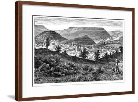 Tirnova, the Old Capital of Bulgaria, C1890--Framed Art Print
