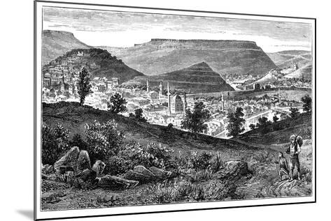 Tirnova, the Old Capital of Bulgaria, C1890--Mounted Giclee Print