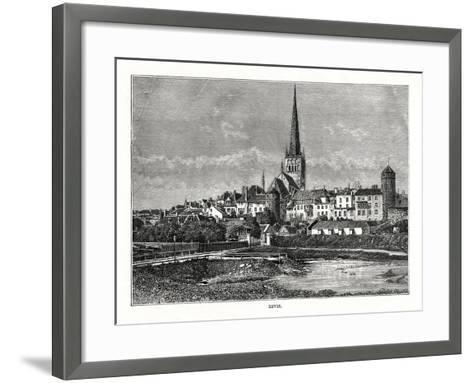 Revel, Estonia, 1879--Framed Art Print