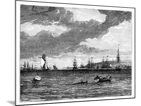 Spithead, Hampshire, C1888--Mounted Giclee Print