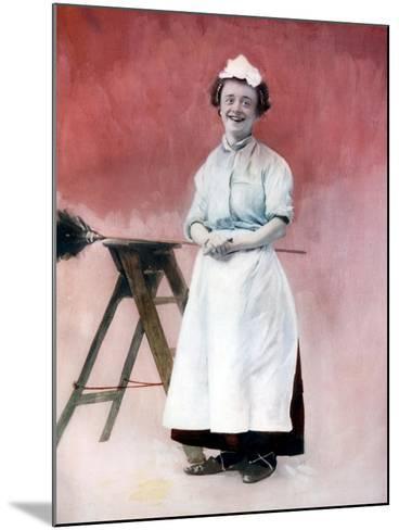 Louie Freear in the Lady Slavey, C1902- Ellis & Walery-Mounted Giclee Print
