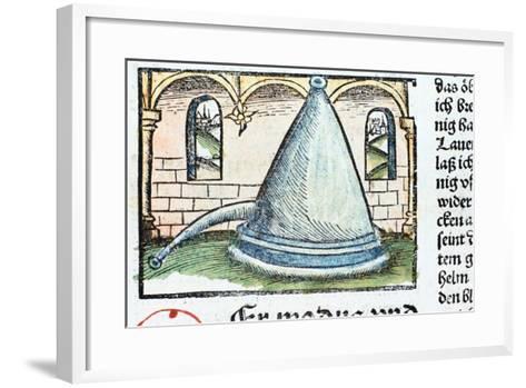 Distillation, 1500--Framed Art Print