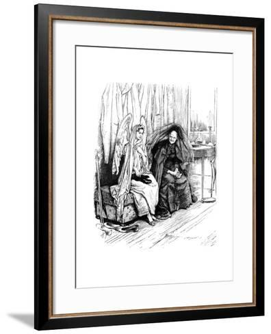 The Galoshes of Fortune, 1901-Hans Christian Harald Tegner-Framed Art Print