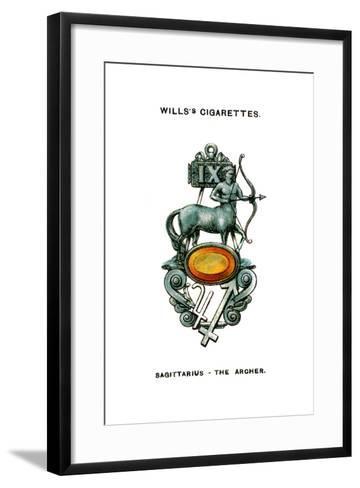 Sagittarius, the Archer, 1923--Framed Art Print