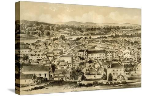 Brisbane, Queensland, Australia, 1879-McFarlane and Erskine-Stretched Canvas Print