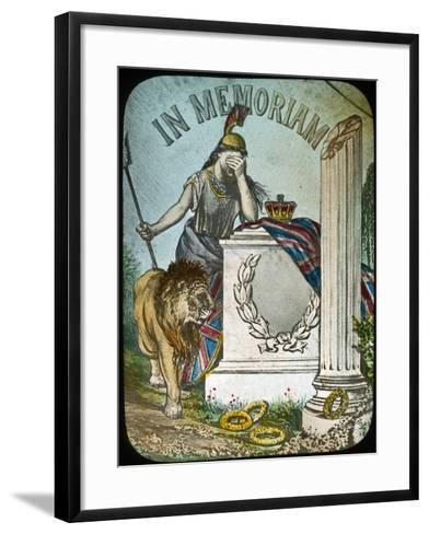 In Memoriam, 20th Century--Framed Art Print