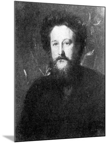 William Morris, Poet, Socialist, and Craftsman--Mounted Giclee Print