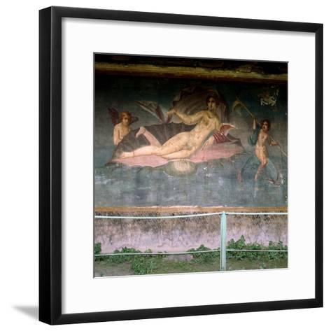 Birth of Venus, 1st Century--Framed Art Print