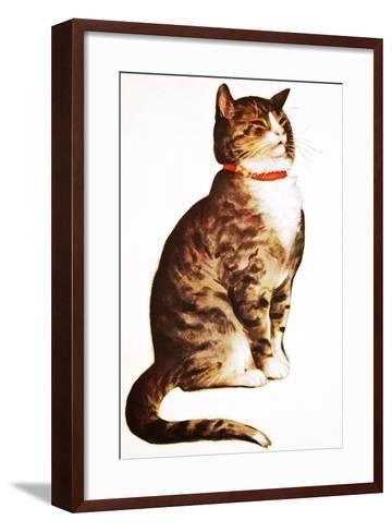 Chester Peake-Charles Bracker-Framed Art Print