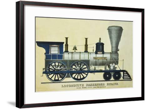 The Washington-B.W. Thayer-Framed Art Print