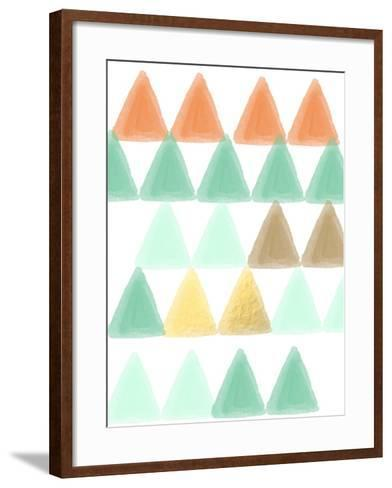 Explore-Linda Woods-Framed Art Print